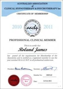 Clinical Member Certificate