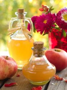 Apple cider vinegar acne treatment