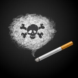 Poison in cigarettes