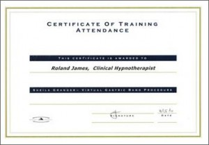 Training Attendee Certificate