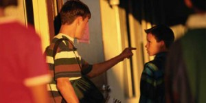 Boy bullied at school