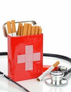 cigarettes and seeing your doctor