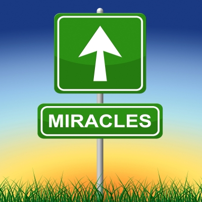 Making Miracles: when they happen stress dissipates
