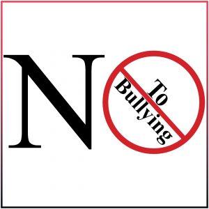 no to bullying