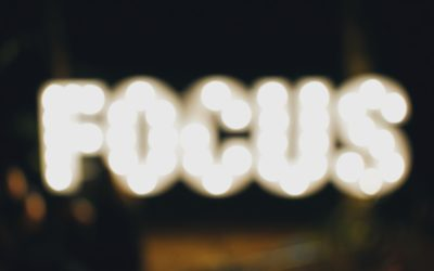 Let focus and belief guide you